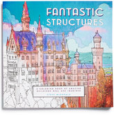 Celebrate Shop Fantastic Structures Coloring Book