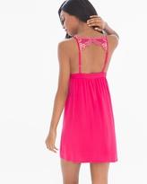 Soma Intimates Flirtation Sleep Chemise Pink Punch