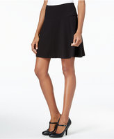 Kensie Ponte Skater Skirt