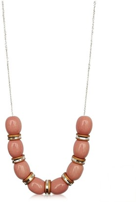 Daixa Somed Candy Necklace - Ceramic & Silver
