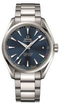 Omega Seamaster Olympic Collection Pyeongchang 2018 Watch