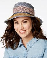 Nine West Mixed Braid Cloche Hat