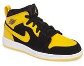 Nike Boy's 'Air Jordan 1' Mid Sneaker