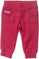 Diesel PistaNewborn Sweatpants (Baby) - Fuchsia-18 Months