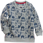 Sovereign Code Gray & Navy Bryson Sweatshirt - Infant & Boys