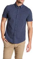 Ben Sherman Marled Check Print Regular Fit Shirt