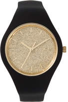 Ice Watch Ice Glitter - Black Gold - Small