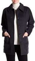 Madewell Wool Blend Coat