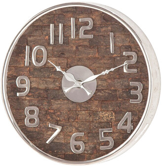 Uma Enterprises Round Wall Clock
