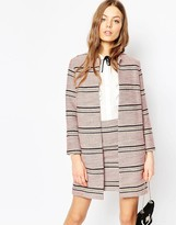 Asos Premium Boucle Stripe Jacket Co-ord