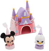 Disney Minnie Mouse Castle Plush Playset