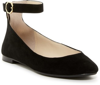 Louise et Cie Charisa Ankle Strap Flat