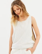 Maison Scotch 2-in-1 Tank With Sleeveless Jersey