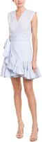 Rebecca Taylor Pop Wrap Dress