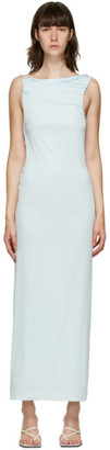 CHRISTOPHER ESBER Blue Yrjo Dress