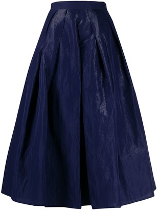 Fabiana Filippi Full Shape Midi Skirt