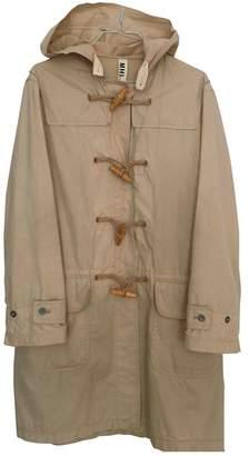 Margaret Howell \N Beige Cotton Coat for Women
