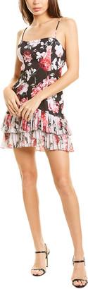 Fame & Partners The Oksana Mini Dress