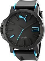 Puma Men's PU102941002 Ultrasize Blue Analogue Watch