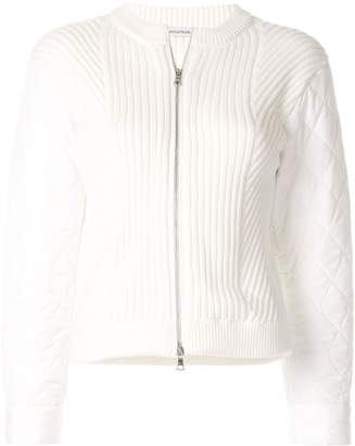 GUILD PRIME shell-panelled cardigan
