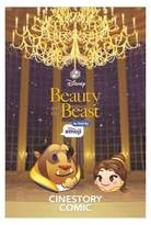 Disney Beauty and the Beast : As Told by Emoji (Paperback)