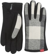 Woolrich Mill Wool and Suede Driving Gloves (For Women)