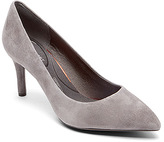 Rockport Women's Total Motion Pointed Toe Plain Pump 75mm