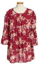 Billabong Girl's Vacation Mode Print Dress