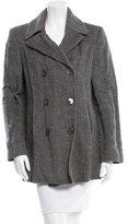 Michael Kors Wool & Angora-Blend Jacket