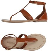 Fiorangelo Thong sandals