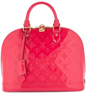 Louis Vuitton pre-owned Vernis Alma MM hand bag