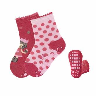 Sterntaler Baby Girls' Abs-sockchen Dp Prinzessin Socks
