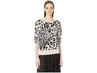 Rebecca Taylor Women's Printed Pullover