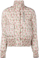 Moncler Silene jacket - women - Feather Down/Polyamide/Polyester - 1