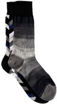 Bugatchi Printed Socks - Pack of 2