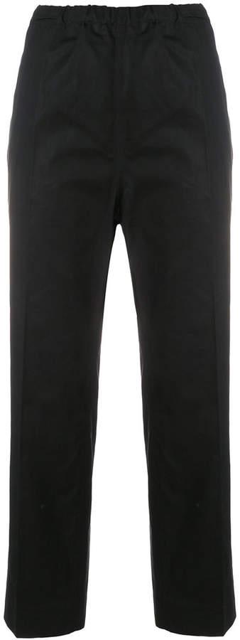 Sofie D'hoore straight leg trousers