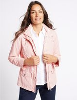 Marks and Spencer Anorak Jacket with StormwearTM
