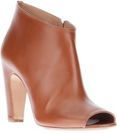 Maison Martin Margiela open toe ankle boot