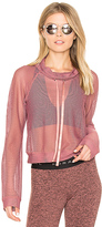 Koral Pump Pullover in Blush. - size M (also in )