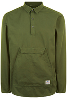 Penfield Adelanto Pullover Shirt, Olive