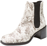 F-Troupe Women's Annie Pony Hair Chelsea Boot