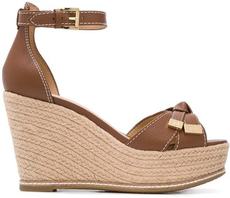 MICHAEL Michael Kors Ripley 100mm sandals