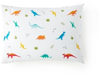 Wildkin Jurassic Dinosaurs 100% Cotton Hypoallergenic Pillow Case