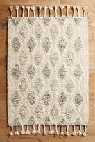 Anthropologie Diamond Path Rug Swatch