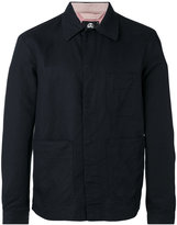 Paul Smith shirt jacket - men - Cotton/Linen/Flax/Polyester - XL