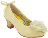 China Doll Yellow Daisi Dress Shoe