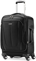 """Samsonite Silhouette Sphere 2 21"""" Carry On Spinner Suitcase, Available in Ruby Red, a Macy's Exclusive Color"""