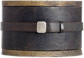 Ralph Lauren Distressed Leather Belt