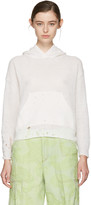 Acne Studios Off-white Amelie Knit Pullover