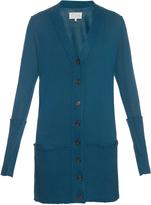 Maison Margiela Wool-blend cardigan